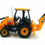 Britains 3CX Backhoe Loader 1:32