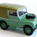 Britains Land Rover Series 1 1:32