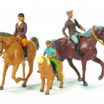 Britains Horses and Riders 1:32