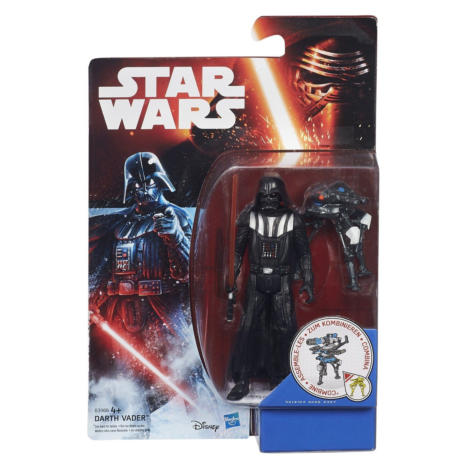 Darth Vader Star Wars Action Figure