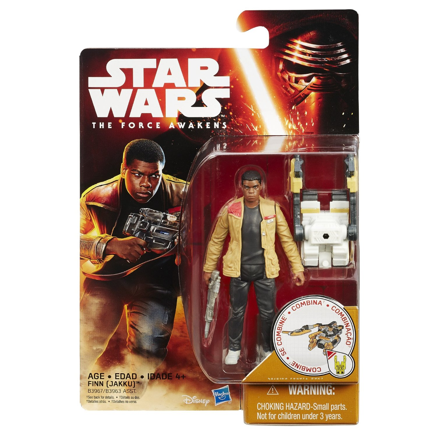 Finn Star Wars Action Figure