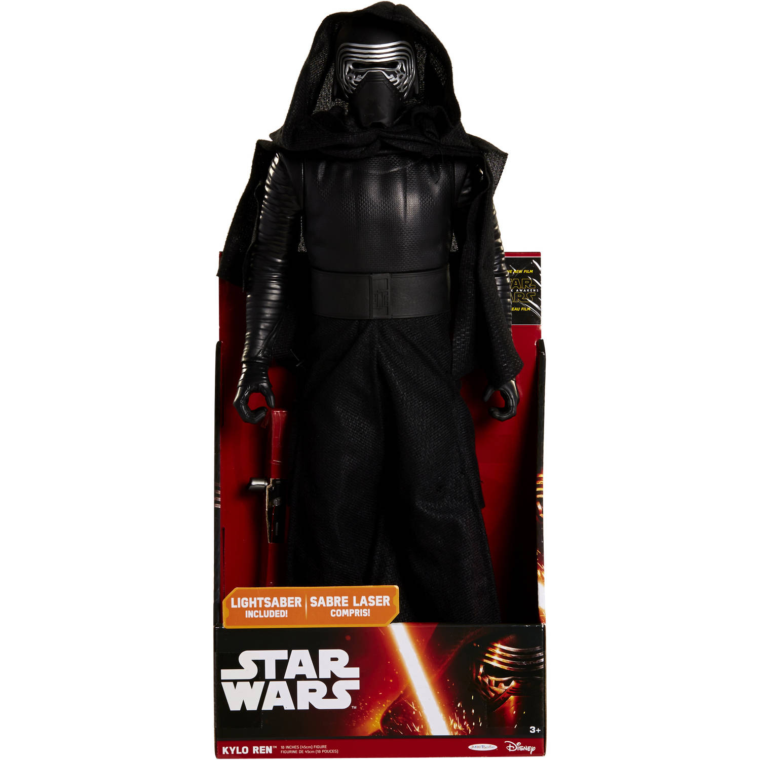 Kylo Ren Star Wars 18′ Figure