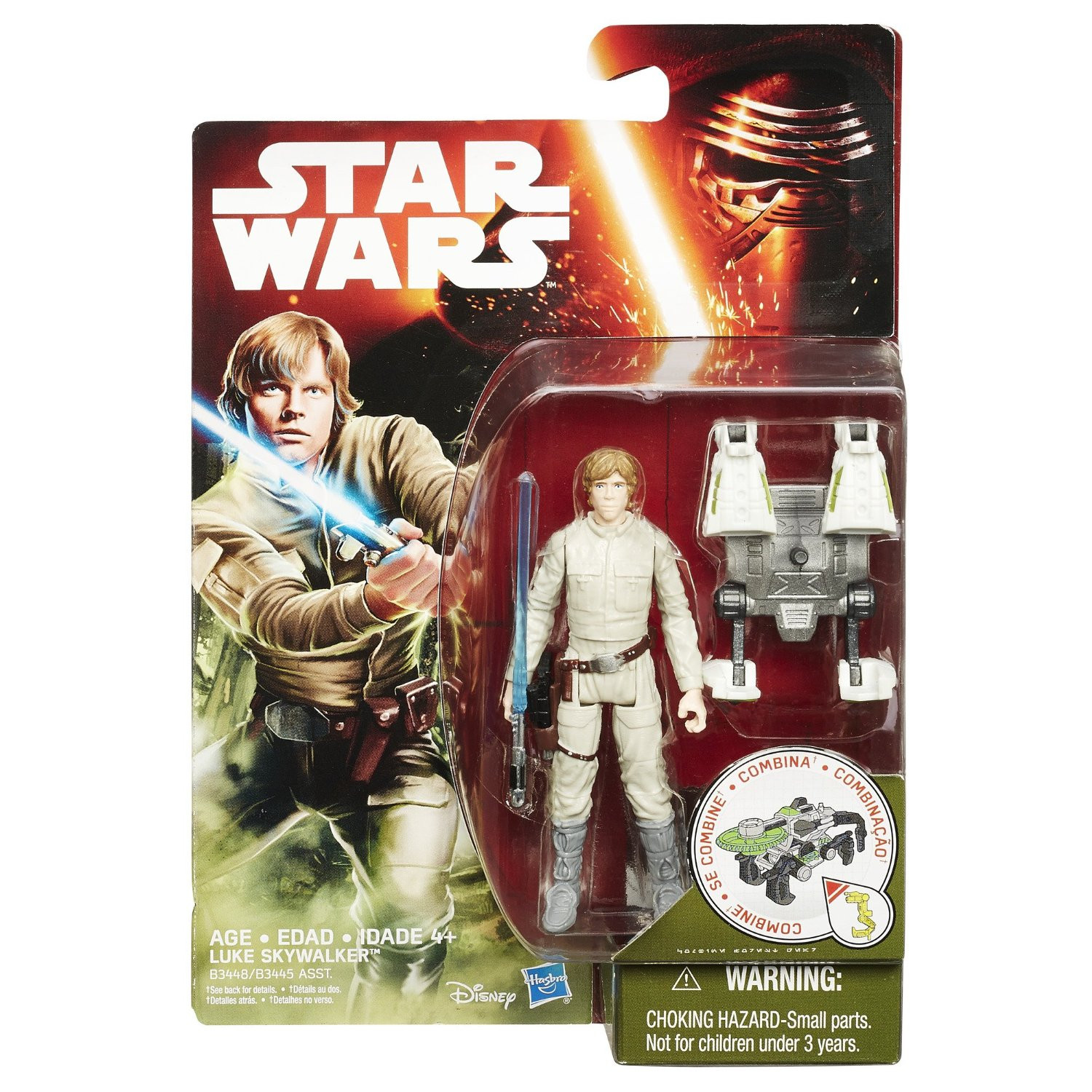 Luke Skywalker Star Wars Action Figure