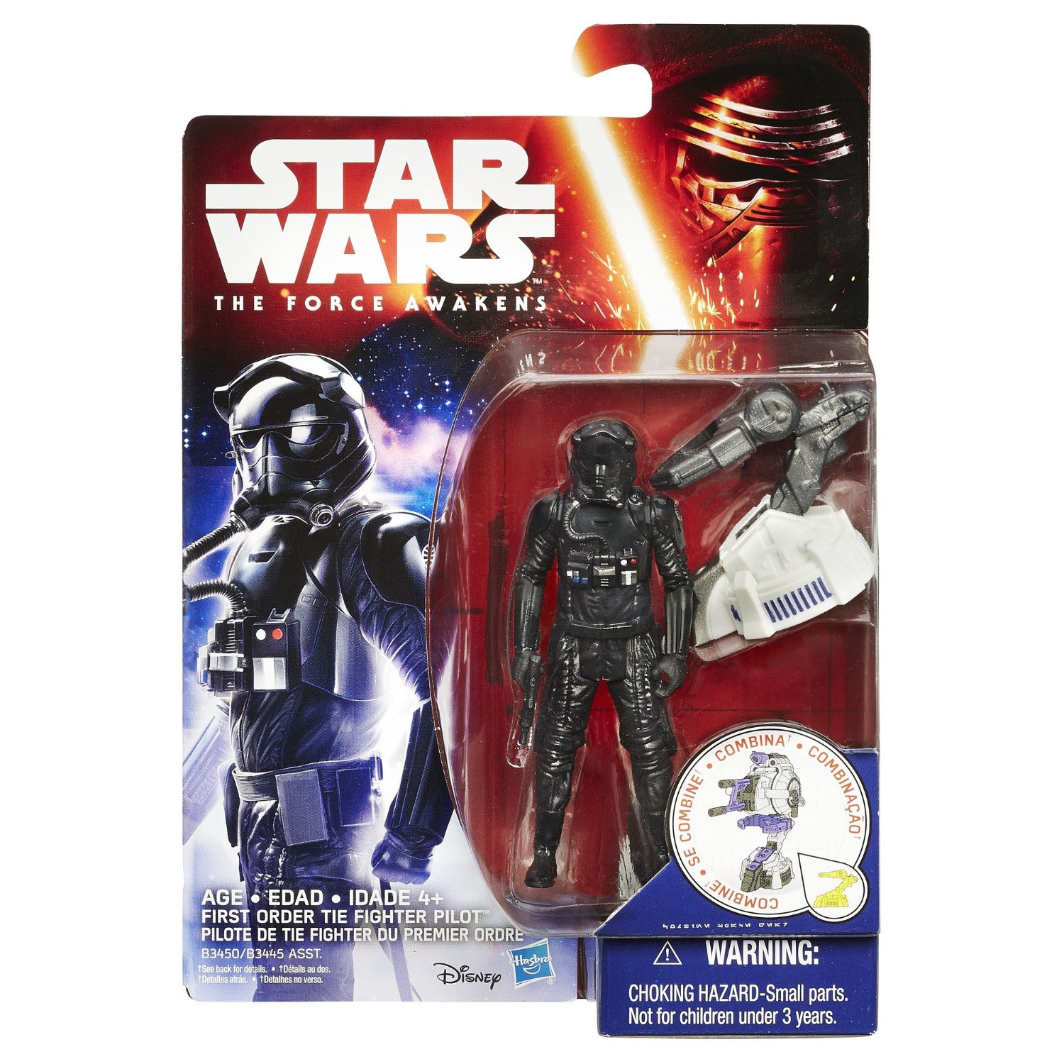 The Fighter Pilot Star Wars Action Figure