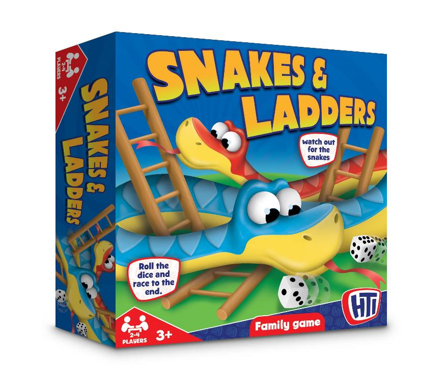 Snakes and ladders